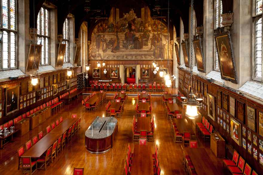 Old Hall Lincolns Inn